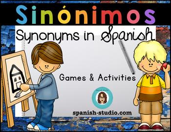 Synonyms (Spanish)