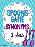 Synonyms Spoons Game