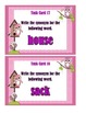 Synonyms - Task Cards
