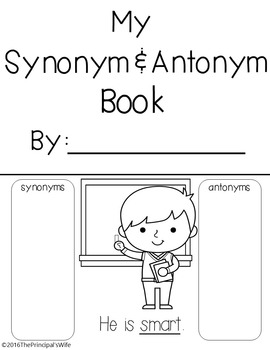 Synonyms and Antonyms: Back to School