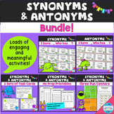 Synonyms and Antonyms Bundle