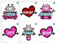 Synonyms and Antonyms Game - Valentine's theme