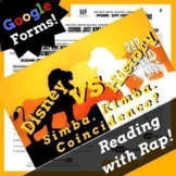 Synonyms and Antonyms Google Classroom Reading Comprehensi