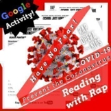 Synonyms and Antonyms Google Classroom Reading Passage Usi