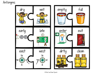 Putting the Pieces Together: Synonyms and Antonyms Language Expansion