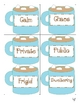 Synonyms and Antonyms -  Synonym Rolls & Hot Cocoa Antonyms
