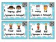 Synonyms and Antonyms Task Cards Set 1