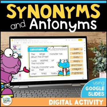 Synonyms and Antonyms for Google Classroom