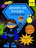 Synonyms and Antonyms with Solar Sam