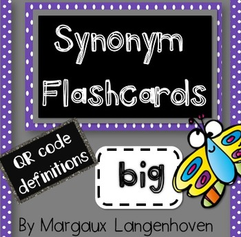 Synonyms for big