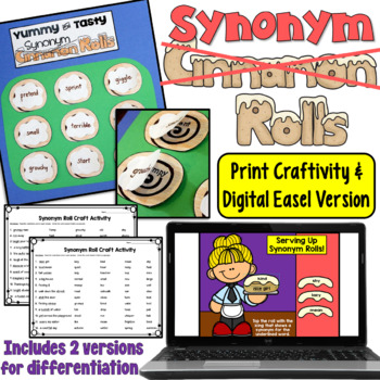 Synonyms Craftivity