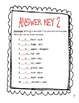 Synonyms or Antonyms Pack