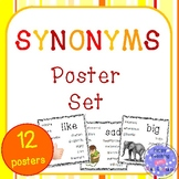 Synonyms - posters set
