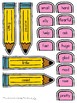Synonyms vs. Antonyms with Pencils and Crayons