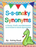 Synonyms with the Synonym Snake