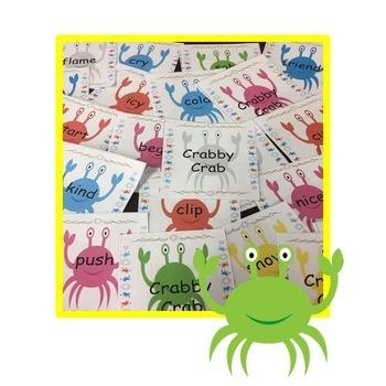 Synonym Crabby Crabs