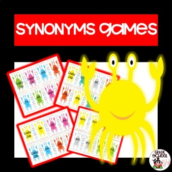 Synonyms Games
