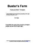 """Synopsis of """"Buster's Farm"""" stories Series 1-8"""