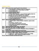 Synopsis of Fifth Grade CCS, ELA