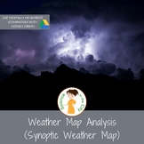 Synoptic Weather Map Analysis Digital Resource
