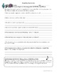 Sentence Structure Syntax Song Lyric and Poetry Analysis Activities