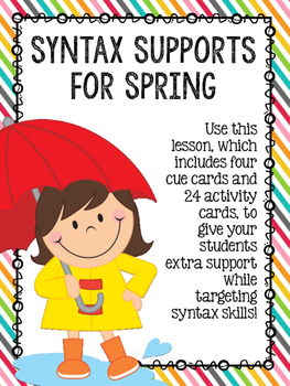 Syntax Supports for Spring