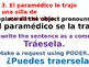 Syntax for Double Object pronouns using hospital vocabulary