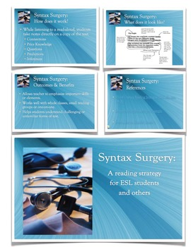 Syntax surgery
