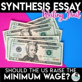 Synthesis Essay Unit - Should the US Raise the Federal Min