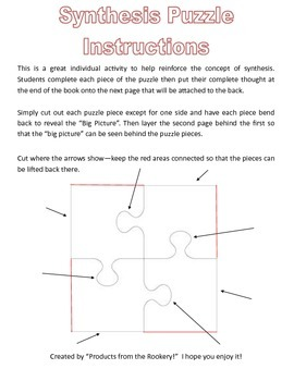 Synthesis Puzzle