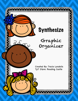 Synthesize Graphic Organizer