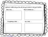 Synthesize Strategy Worksheet