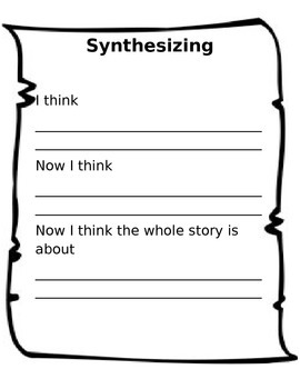 Synthesizing