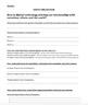 Free Synthesizing Essay Organizer!