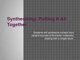 Synthesizing Expository Information