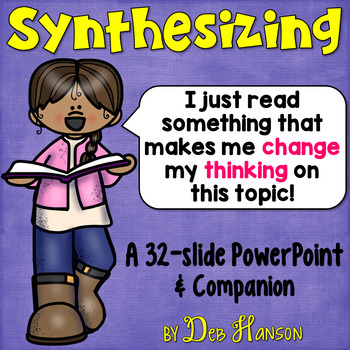 Synthesizing PowerPoint