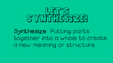 Synthesizing Powerpoint PDF