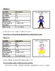 Synthesizing Weather Scenarios: Higher Order Thinking Weather Worksheet