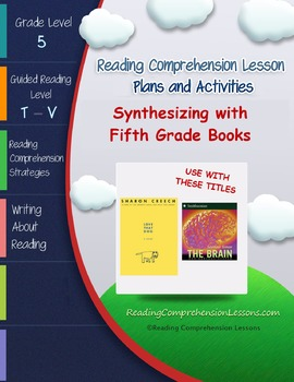 Synthesizing with Picture Books (Fifth Grade Super Pack) CCSS