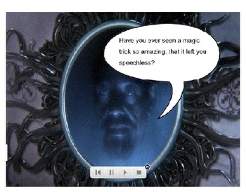 Synthesizing - Using a Magical Illusion for infering and research/Train Escape