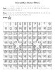 Syria Flag (Syrian) Hundred Chart Mystery Picture with Number Cards