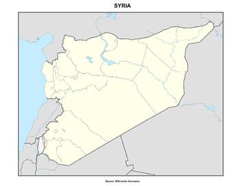 Syria Geography Quiz