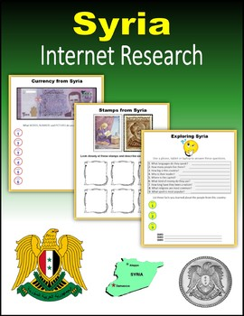 Syria (Internet Research)