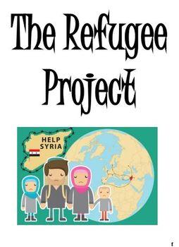 Syria - LIFE AS A REFUGEE