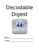 System 44 Decodable digest Cover and reproducible handout
