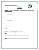 System 44: Messy Jobs Comprehension Worksheet