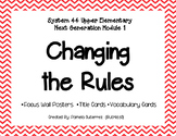 System 44 Next Generation Module 1 Changing the Rules