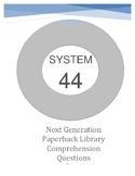 System 44 Next Generation Paperback library and ebooks com