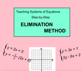 System Of Equations - Elimination - Lesson 7