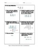 System Problems by Elimination using Multiplication Scaffold Notes